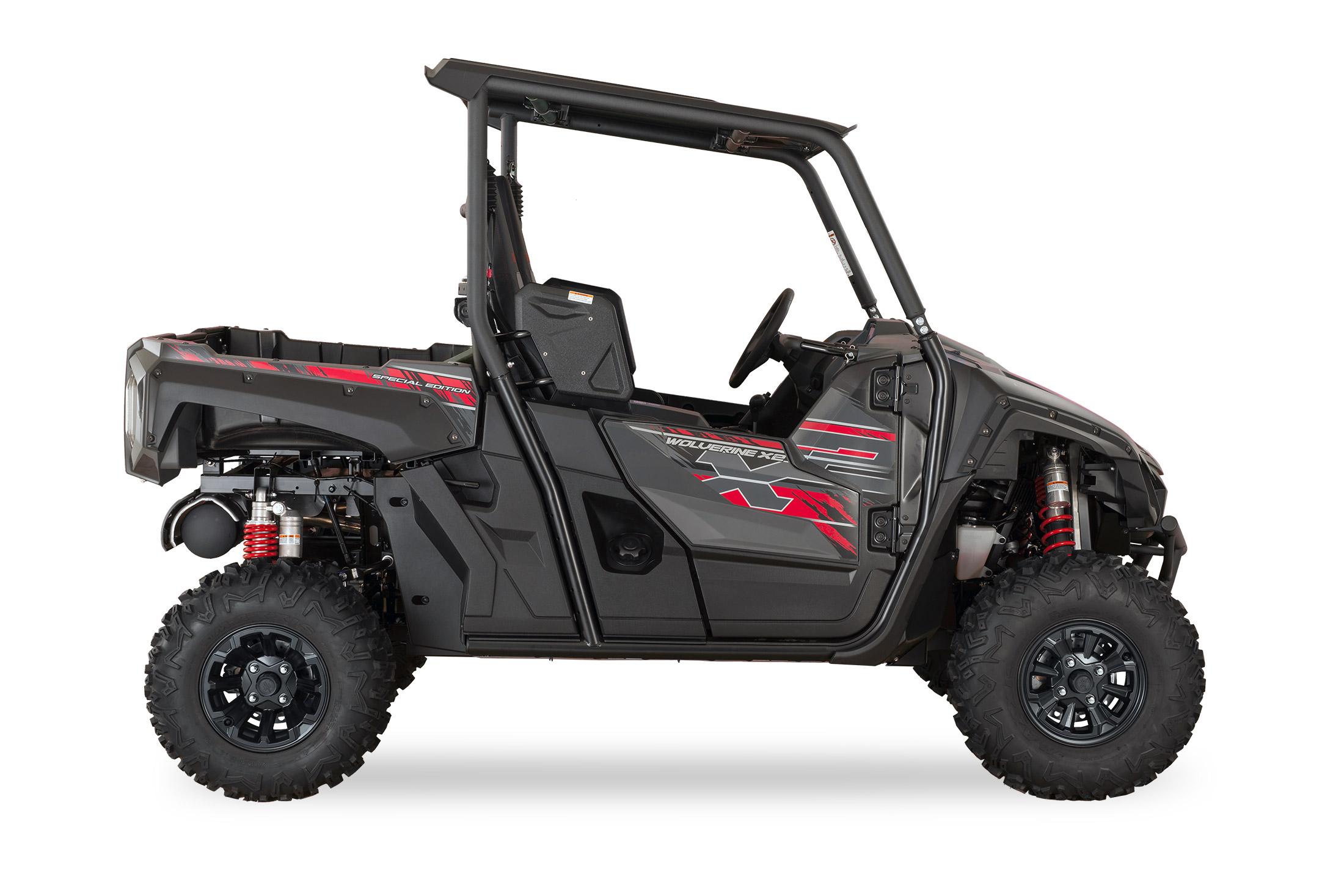 2019 Yamaha Wolverine X2 R Spec Se Recreation Side By Side
