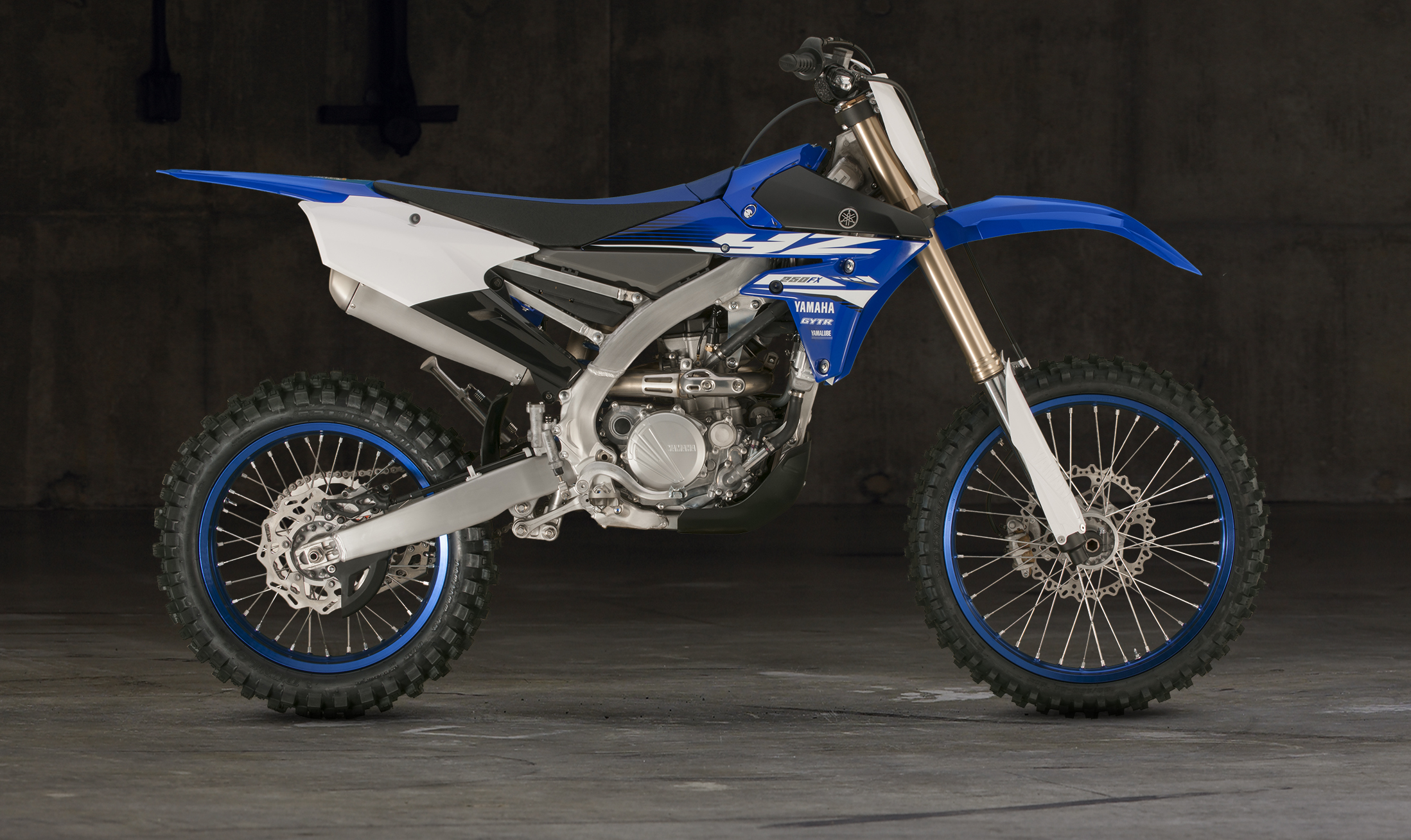 2018 Yamaha Yz250fx Cross Country Motorcycle Model Home
