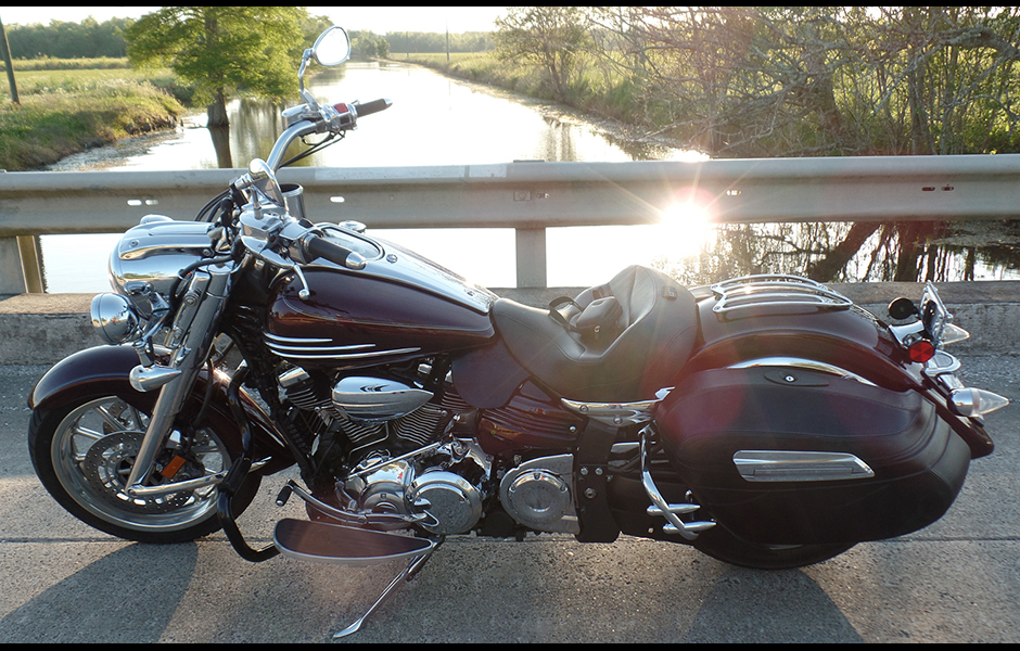 Stratoliner S – 16,000 milesWhat do you love most about touring on your Star?Room  Power Looks Ride