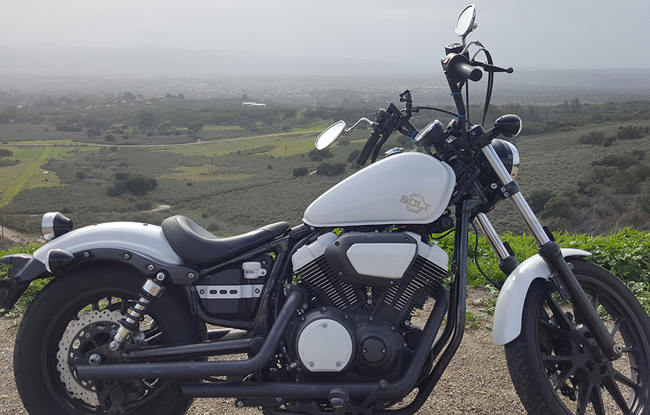 Bolt – 5,500 milesWhat do you love most about touring on your Star? The freedom! And the sound of my straight pipes!