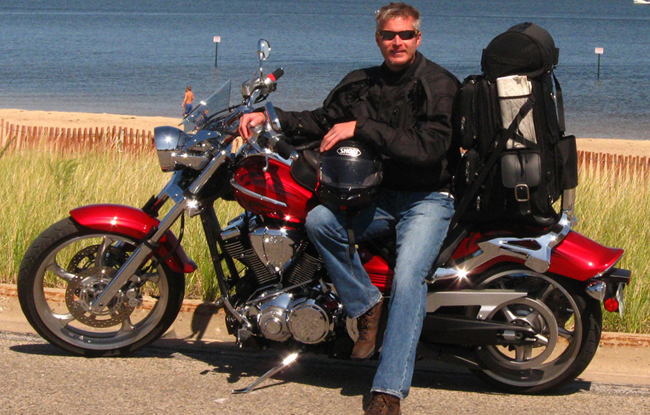 Raider S – 22,000 milesBoltSuper TenereWhat do you love most about touring on your Star? It moves the portion of my body that cannot be weighed, measured, or X-rayed to a place that cannot be plotted on a map.(Disclaimers: my mileage is split between 4 motorcycles and a vintage sportscar and our Wisconsin riding season is only 6 months long.)