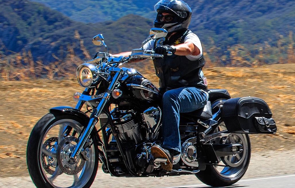 Raider S – 11,000 milesWhat do you love most about touring on your Star? The handling and power!