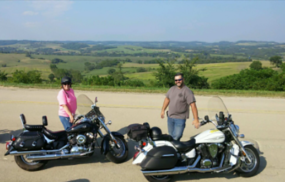 Tourers – 30,000 milesWhat do you love most about touring on your Star? They are comfortable and reliable.