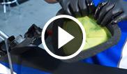 bLU cRU Public Video - Foam Type Air Filter Service