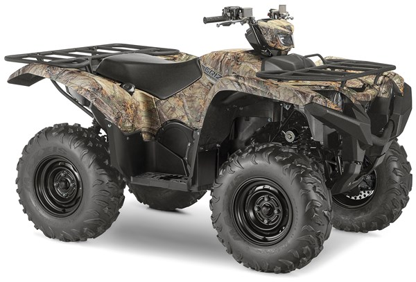 2017 Grizzly EPS