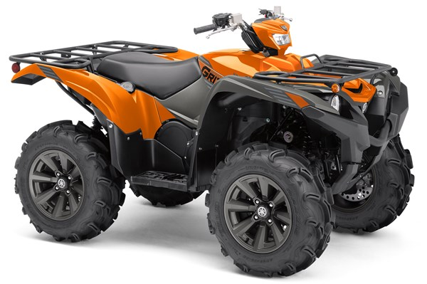 2021 Grizzly EPS SE