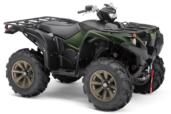 2021 Grizzly EPS XT-R