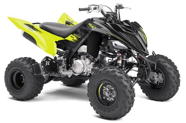 2021 Raptor 700R SE