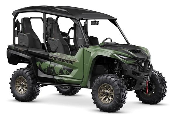 2021 Wolverine RMAX4 1000 XT-R