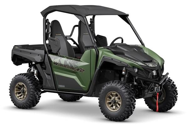 2021 Wolverine X2 XT-R 850