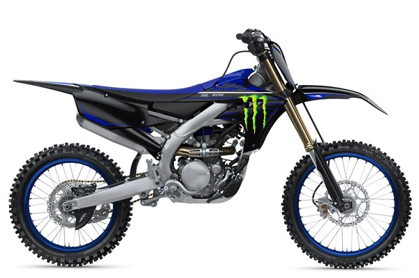 2021 YZ250F Monster Energy Yamaha Racing Edition