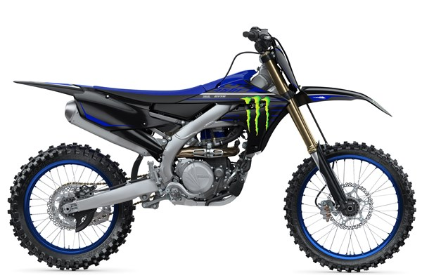 2021 YZ450F Monster Energy Yamaha Racing Edition