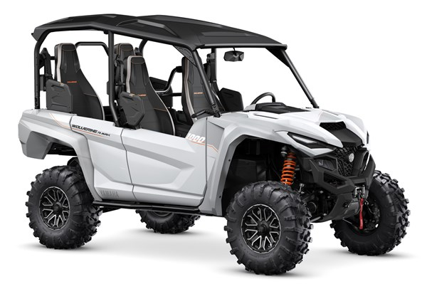 2022 Wolverine RMAX4 1000 Limited Edition