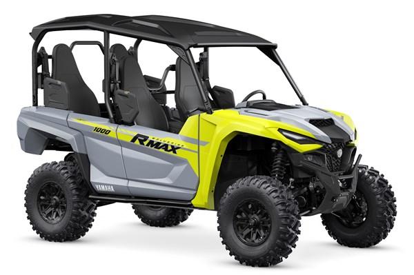 2022 Wolverine RMAX4 1000 R-Spec