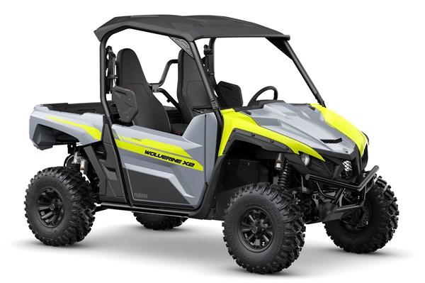 2022 Wolverine X2 850 R-Spec