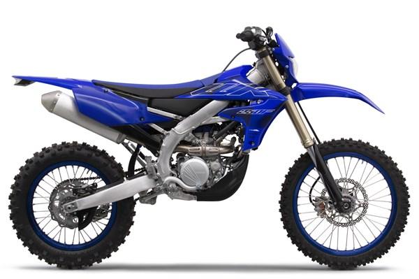 2022 WR250F
