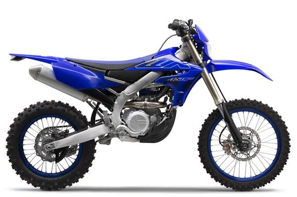 2022 WR450F