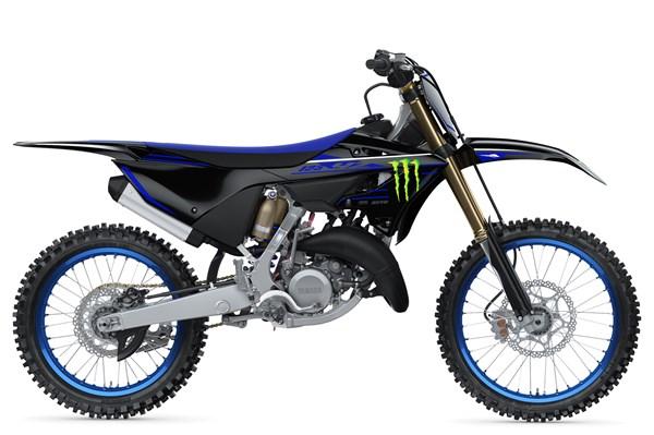 2022 YZ125 Monster Energy Yamaha Racing Edition