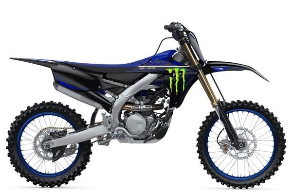 2022 YZ250F Monster Energy Yamaha Racing Edition
