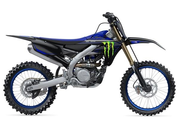 2022 YZ450F Monster Energy Yamaha Racing Edition