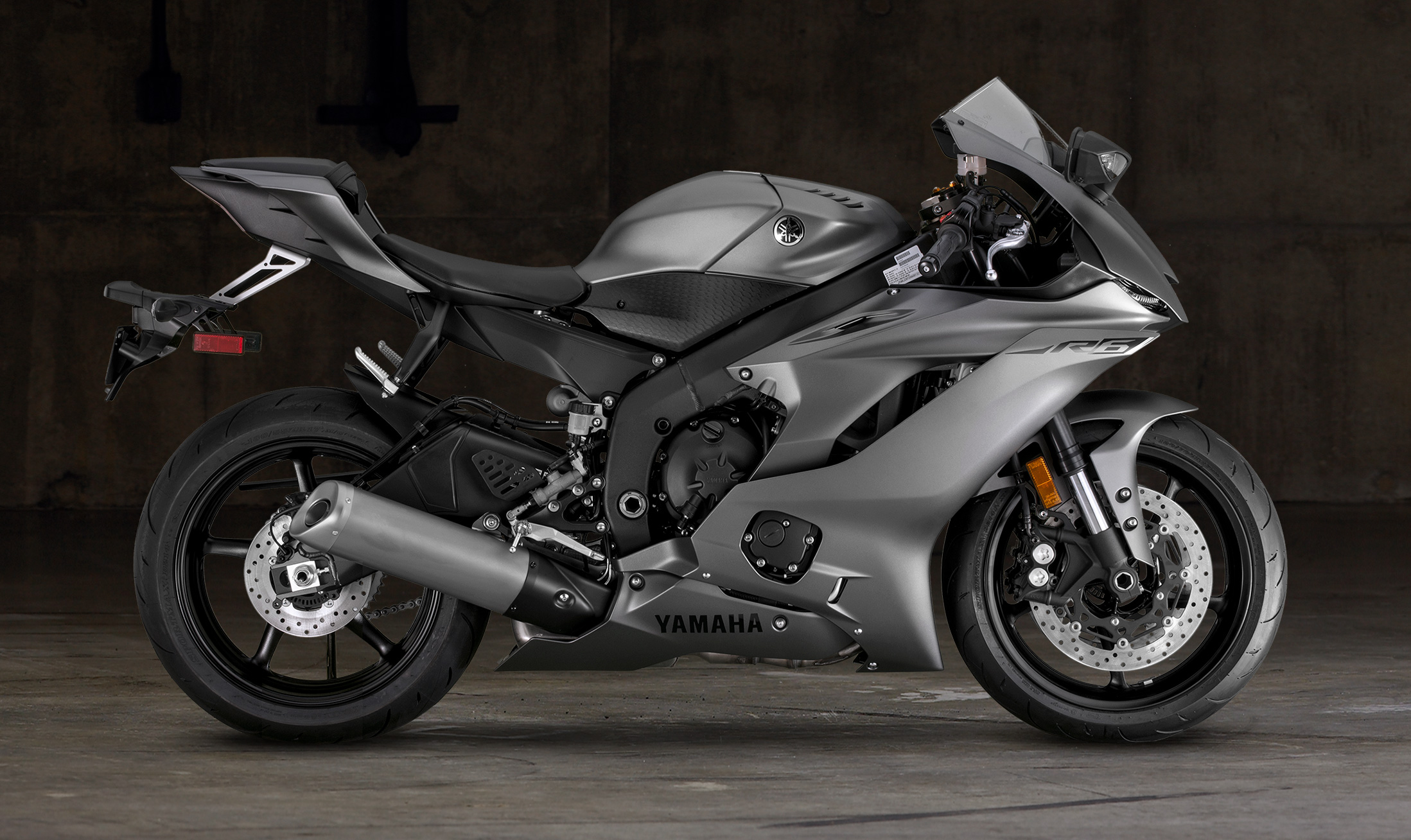 2018 Yamaha Yzf R6 Supersport Motorcycle 360 View