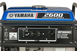 2007 Yamaha EF2600 - Detail Blue