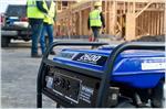 2007 Yamaha EF2600 - Action Blue