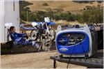 2007 Yamaha EF2400iSHC - Beauty Blue