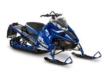 2017 Yamaha Sidewinder B-TX LE - Studio Blue