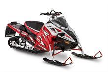 2017 Yamaha Sidewinder B-TX LE - Studio Red