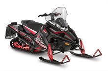 2017 Yamaha Sidewinder L-TX DX - Studio Black