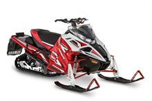 2017 Yamaha Sidewinder L-TX LE  - Studio Red