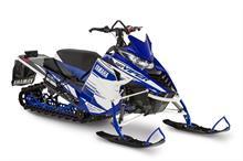 2017 Yamaha SRViper B-TX LE - Studio Blue