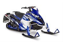 2017 Yamaha SRViper L-TX LE - Studio Blue