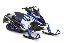 2017 Yamaha SRViper L-TX SE - Studio Blue