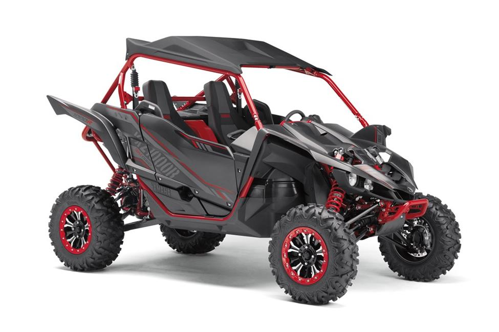 2017 YXZ1000R SE Current Offers Highlight Image