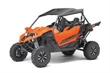 2017 Yamaha YXZ1000R SS - Studio Orange