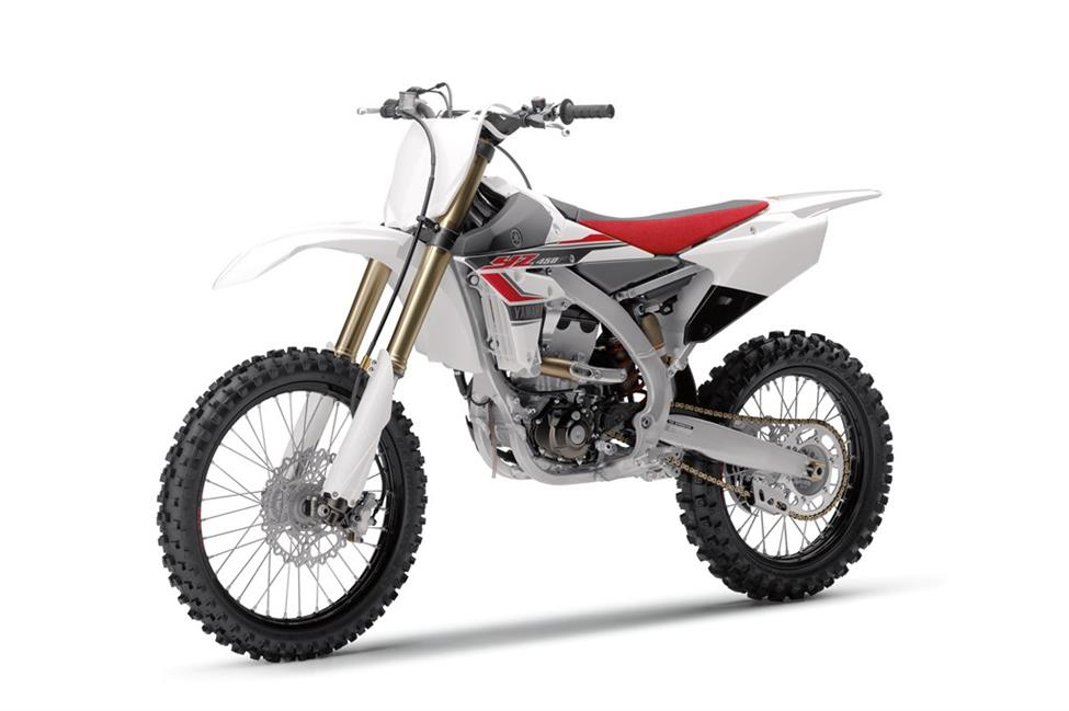 2017 YZ450F Current Offers Highlight Image