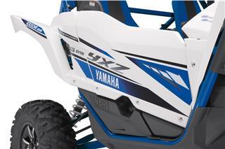 2017 Yamaha YXZ1000R SS - Detail Blue