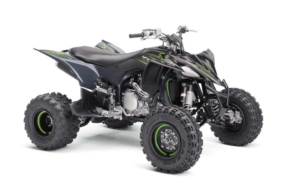 2017 Yamaha YFZ450R SE Sport ATV - Model Home