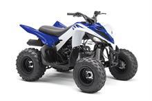 2017 Yamaha Raptor 90 - Studio Blue
