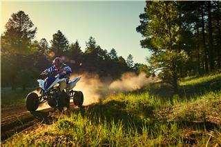 2017 Yamaha Raptor 700R - Action Blue