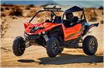 2017 Yamaha YXZ1000R SS - Action Orange