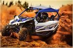 2017 Yamaha YXZ1000R SS - Action Blue