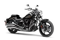 2017 Yamaha Raider - Studio Black