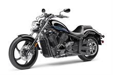 2017 Yamaha Stryker - Studio Black