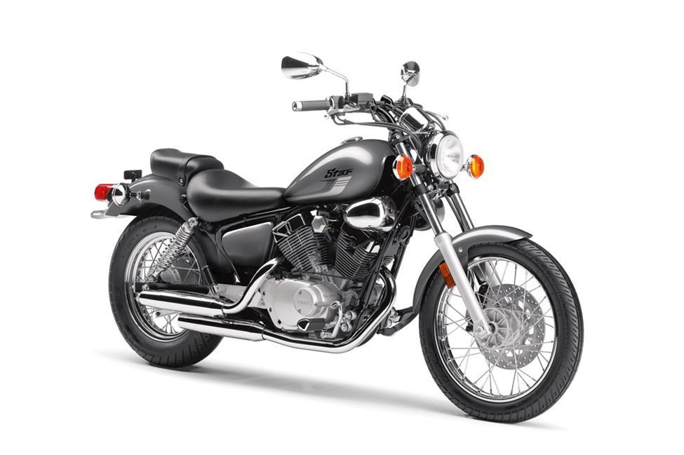 Yamaha Virago Xv250 V Star 250 Motorcycle Service Manual Cyclepedia Printed