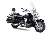 2017 Yamaha V Star 1300 Tourer - Studio Blue
