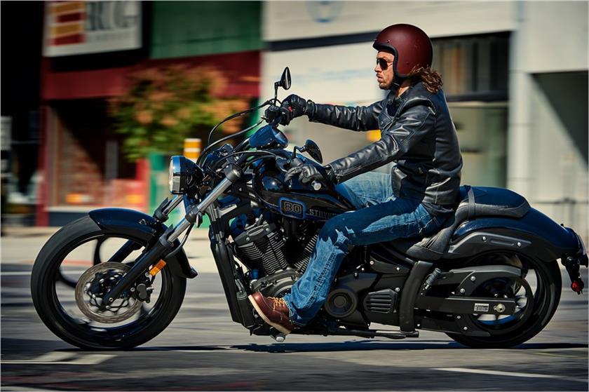 2017 Yamaha Stryker Cruiser Motorcycle - Model Home