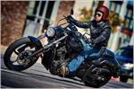 2017 Yamaha Stryker - Action Black